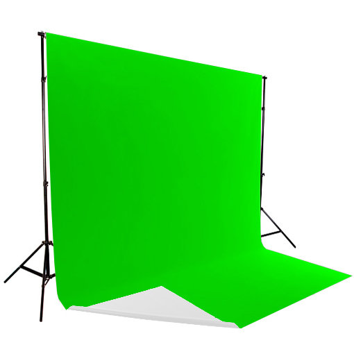 Fondale Greenscreen / Green Screen - Fondale Chromakey