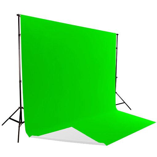 Fondale Greenscreen / Green Screen - Fondale Chromakey