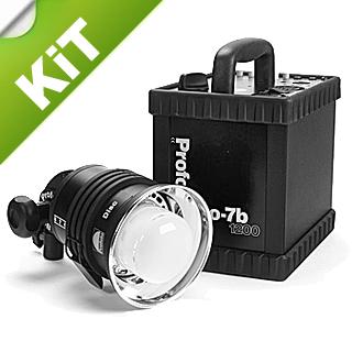 Flash Fotografico Portatile Profoto Pro7b (KIT a noleggio)