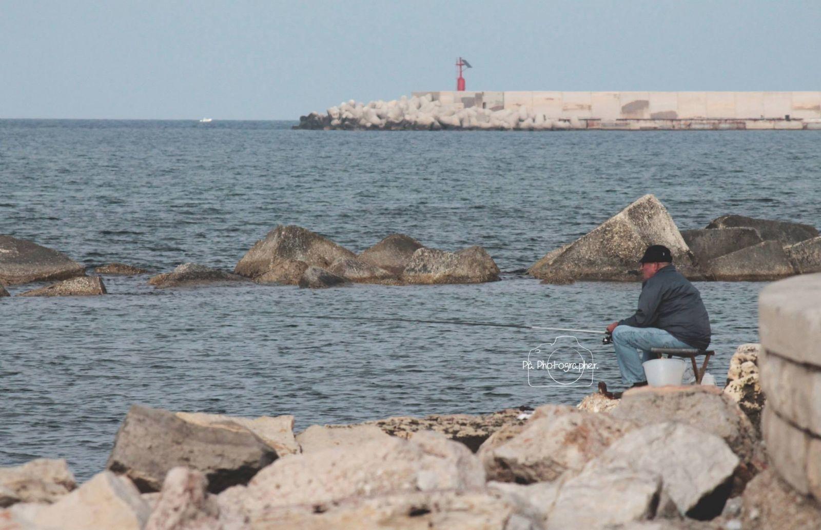 Vorrei avere la stessa pazienza che hanno i pescatori, i quali aspettano che abbocchi qualche pesce..