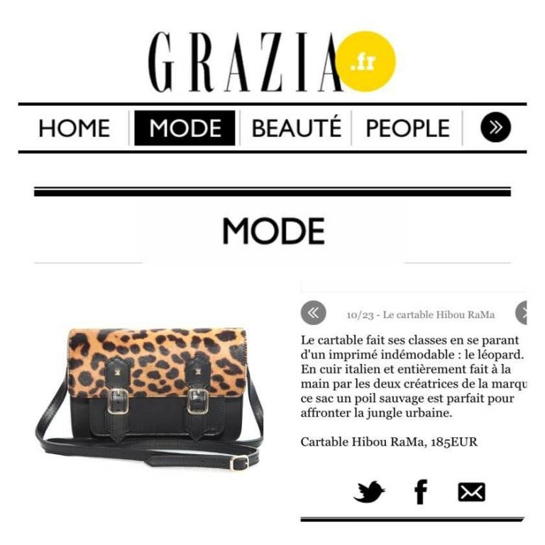 Still life on Grazia.it
