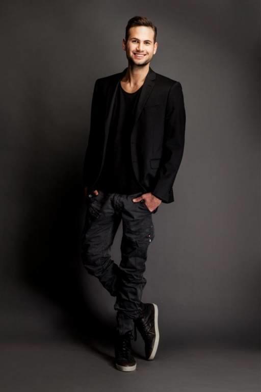 Portfolio fotomodello Leonardo