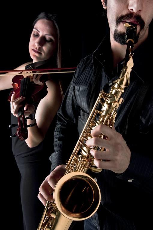 Müzisyen çift