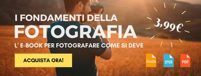 E-Book FOTOGRAFIA Le basi della fotografia